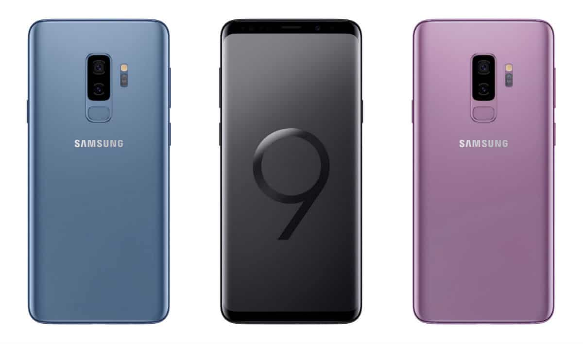 Samsung Galaxy S9 Plus official image 11