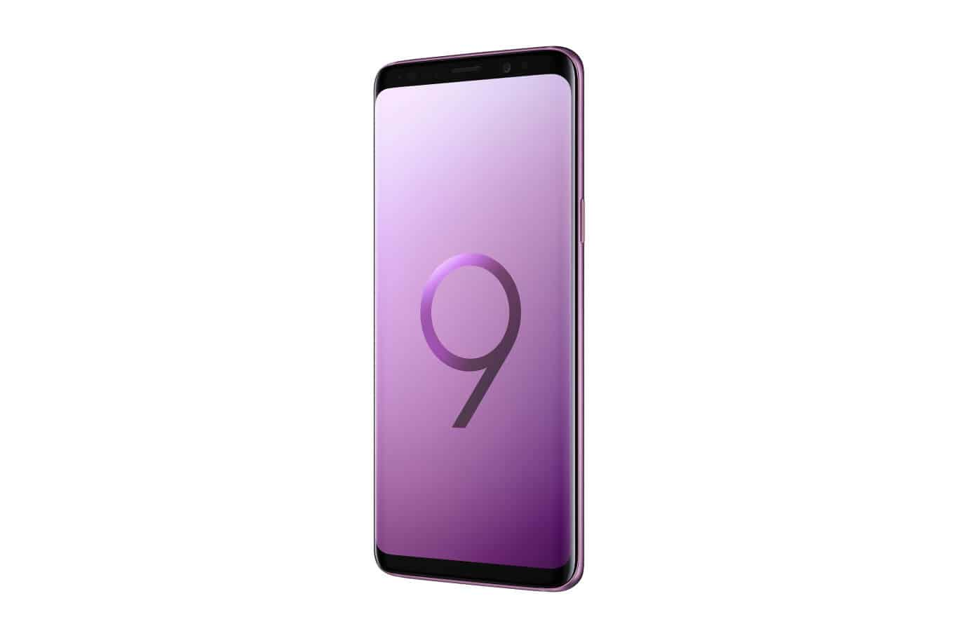 Samsung Galaxy S9 Press 15
