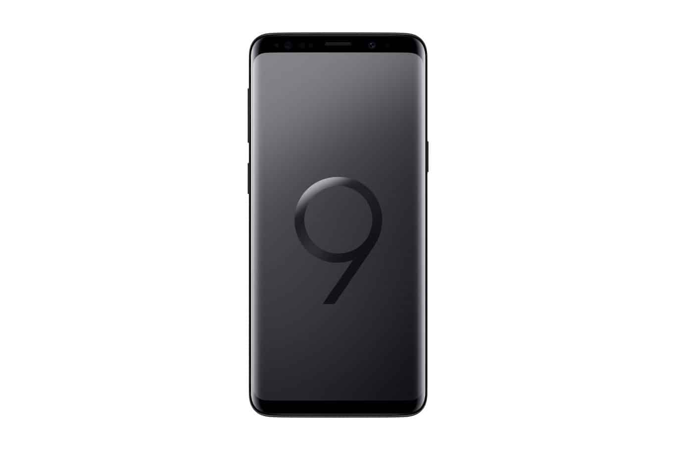 Samsung Galaxy S9 Press 4
