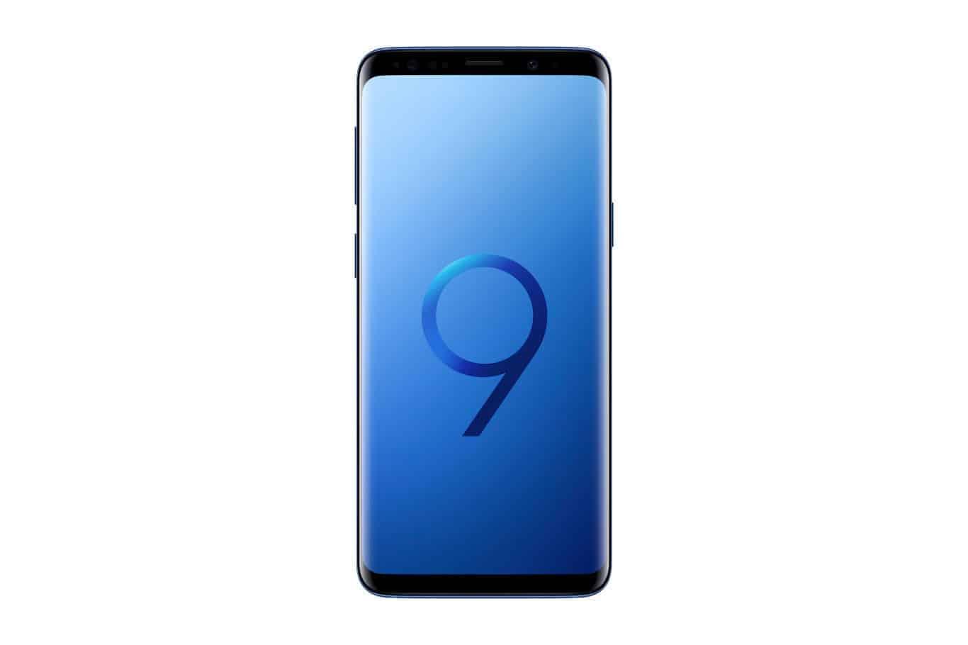 Samsung Galaxy S9 Press 5