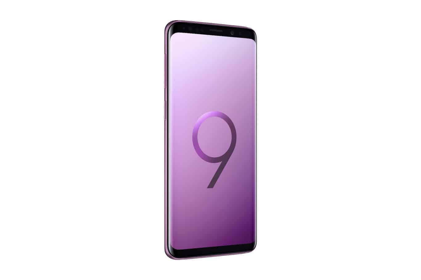 Samsung Galaxy S9 Press 9