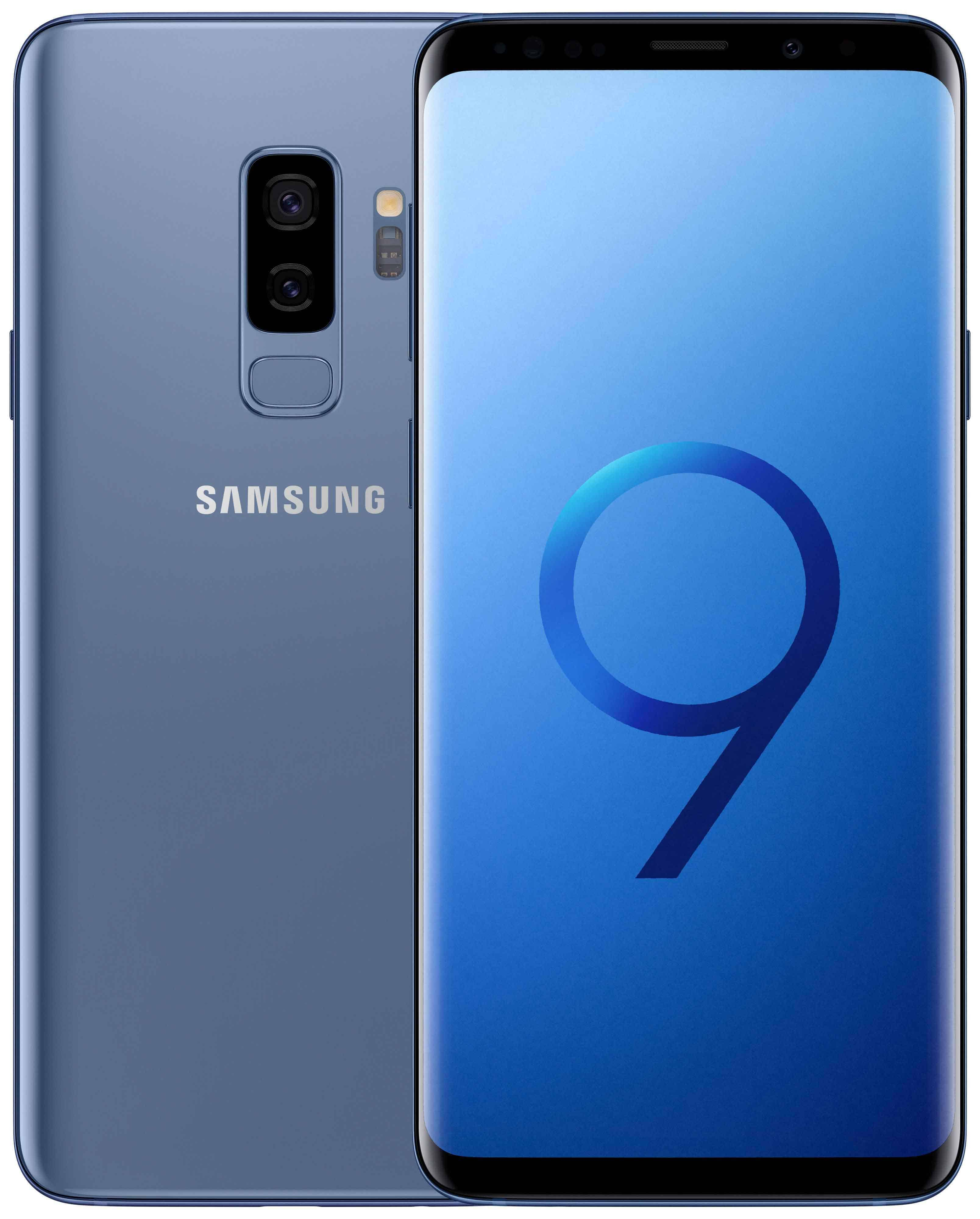 High-Resolution Samsung Galaxy S9 Plus Renders Leak ...