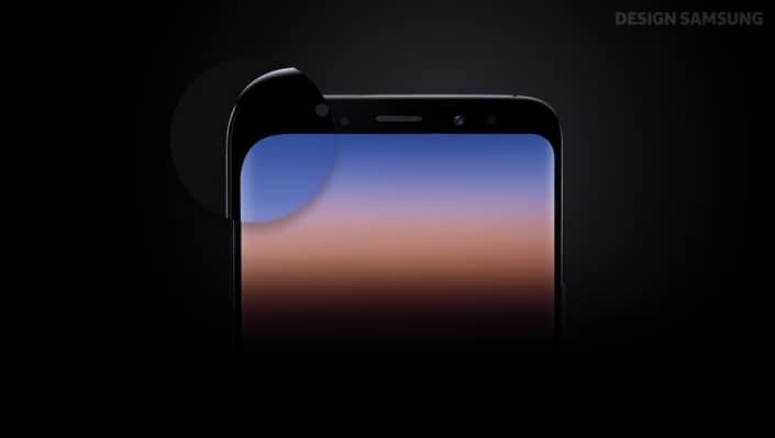 Samsung Galaxy S9 design story 1
