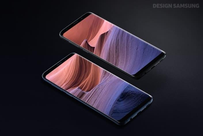 Samsung Galaxy S9 design story 2