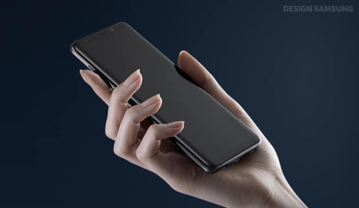 Samsung Galaxy S9 design story 3