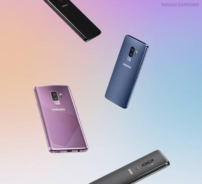 Samsung Galaxy S9 design story 5