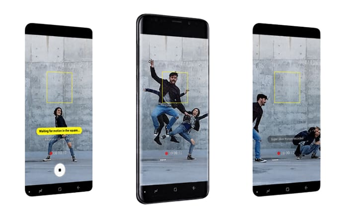 Samsung S9 Camera Announcement 2