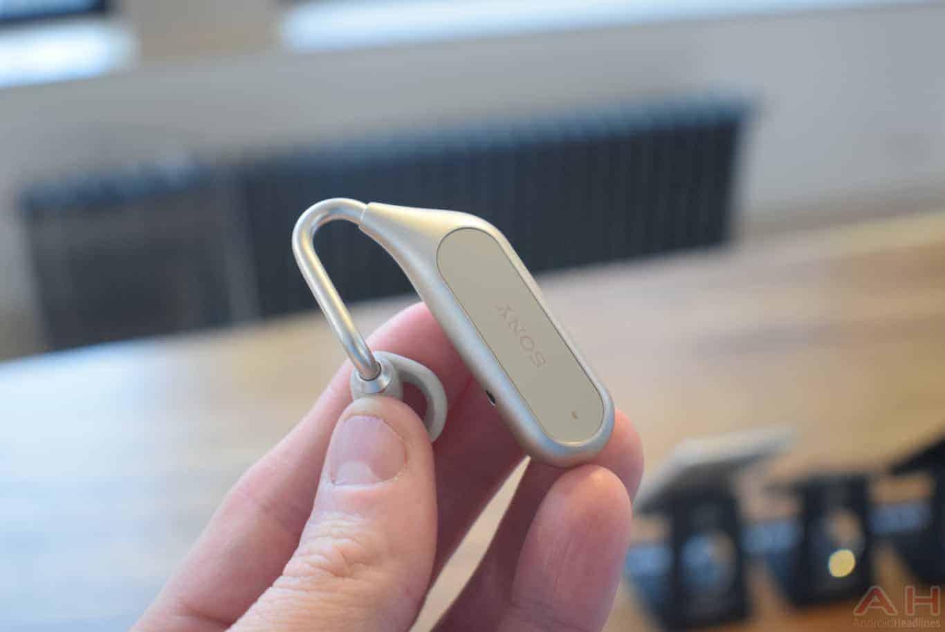 Sony Xperia Ear Duo MWC 18 AM AH 10