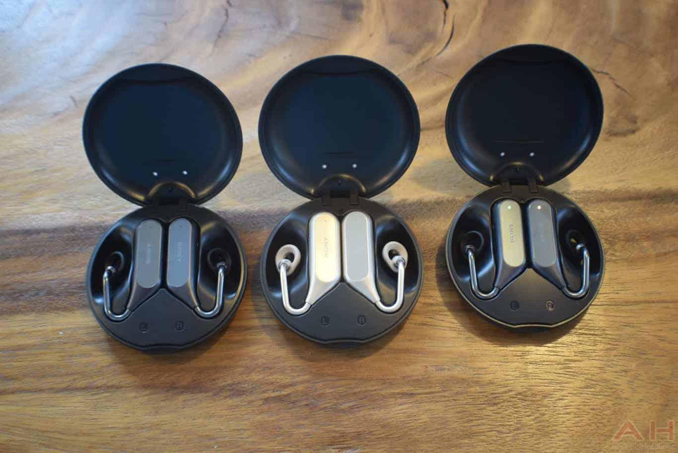 Sony Xperia Ear Duo MWC 18 AM AH 5