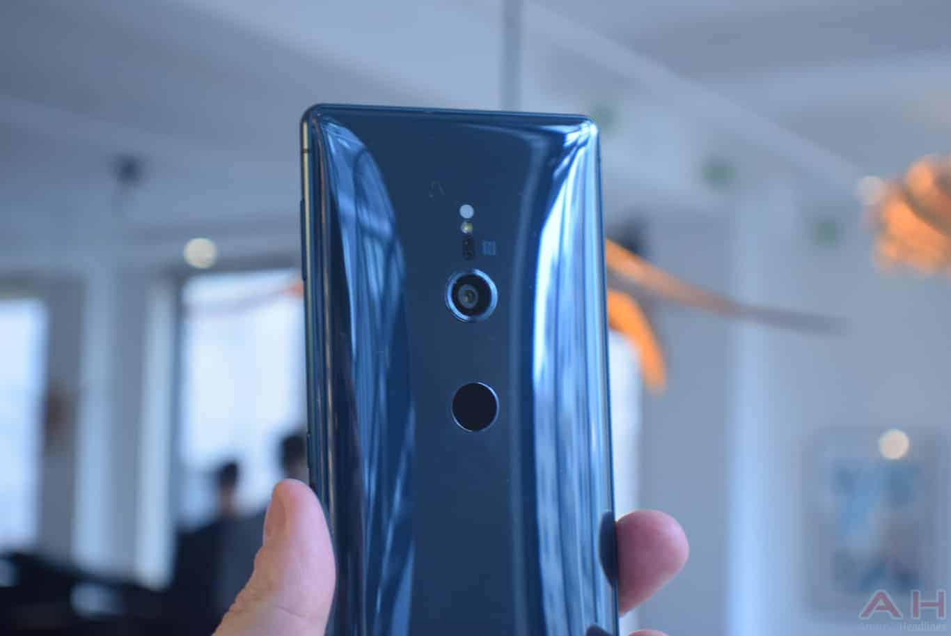 Sony Xperia XZ2 MWC 18 AM AH 13