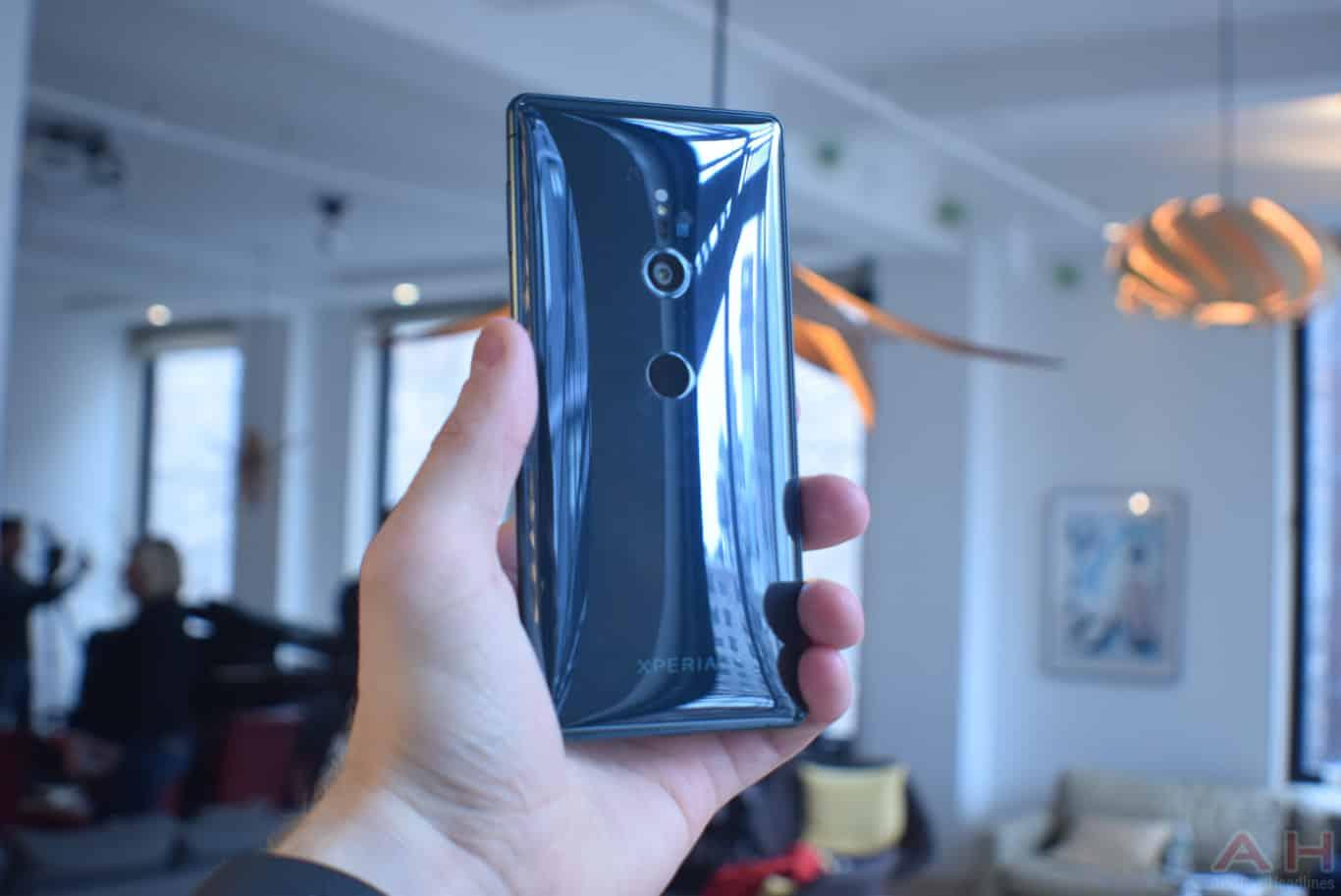 Sony Xperia XZ2 MWC 18 AM AH 2