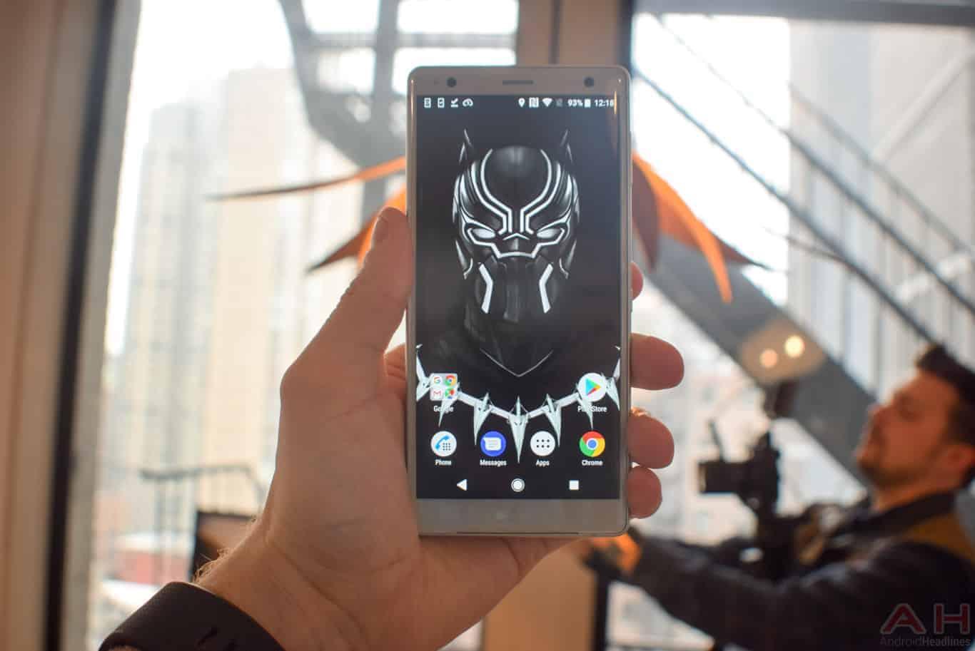 Sony Xperia XZ2 MWC 18 AM AH 6