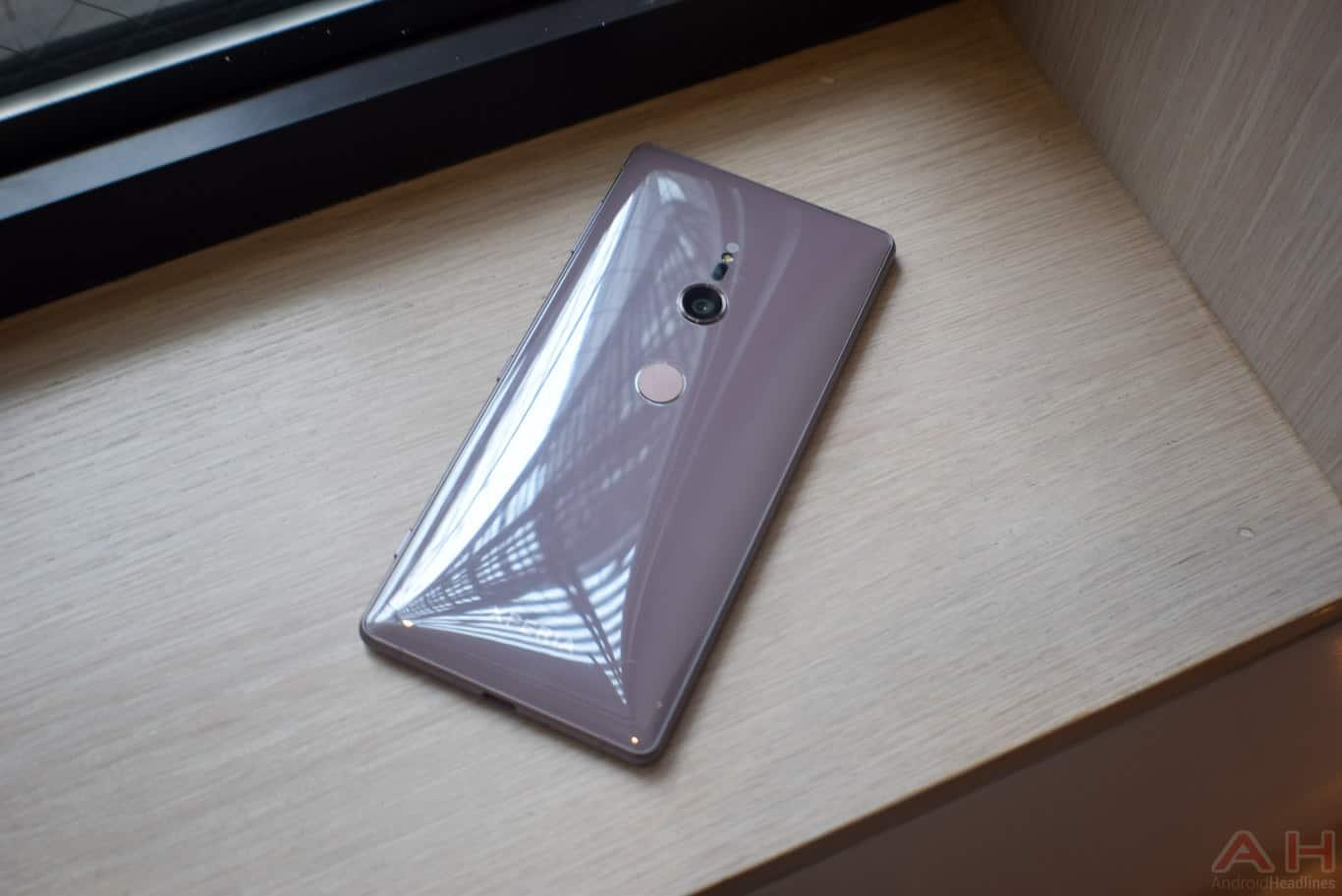 Sony Xperia XZ2 MWC 18 AM AH 7