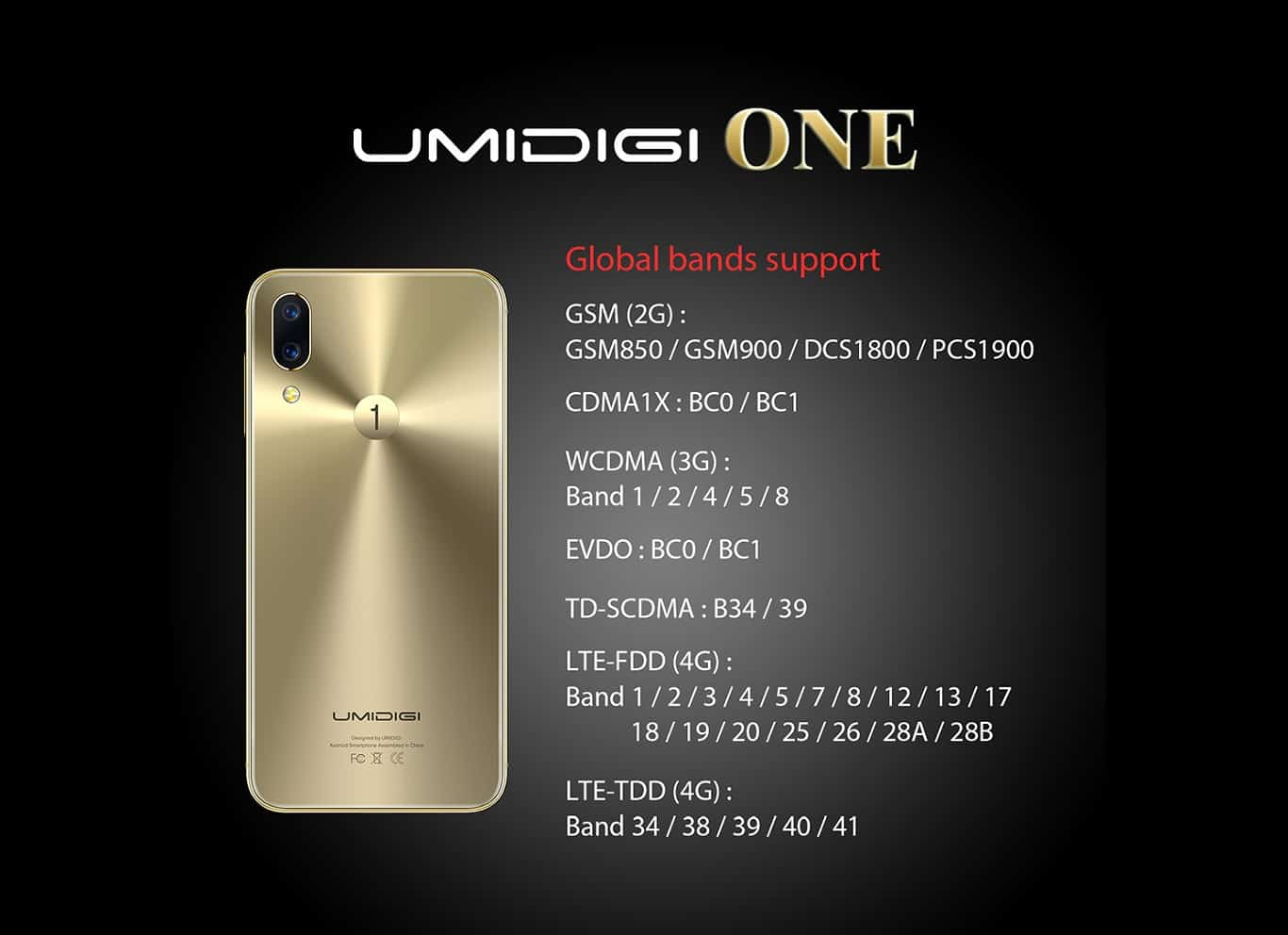 Image result for UMIDIGI One