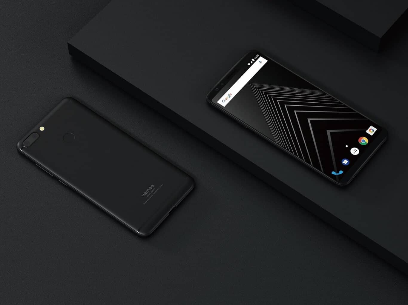 Vernee Details MWC 2018 Plans, Including Two New Phones