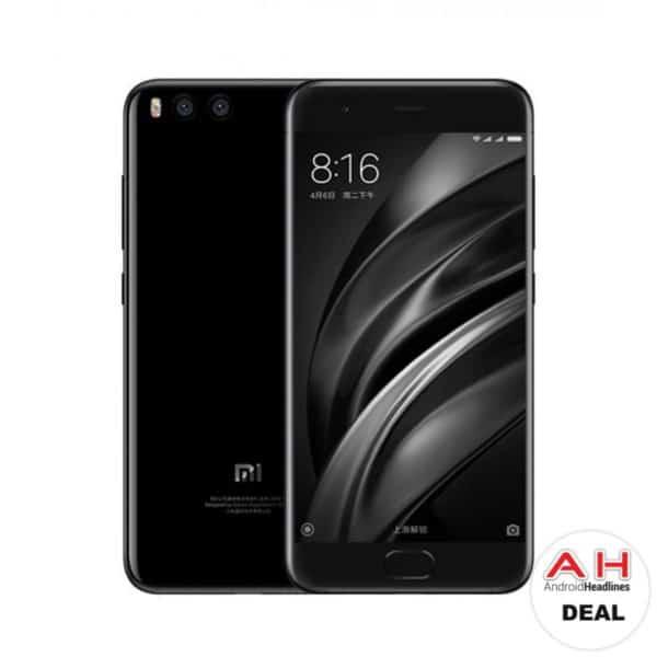 Xiaomi Mi 6 with 6GB of RAM
