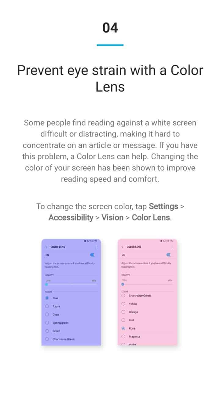 samsung experience 9 infographic 12
