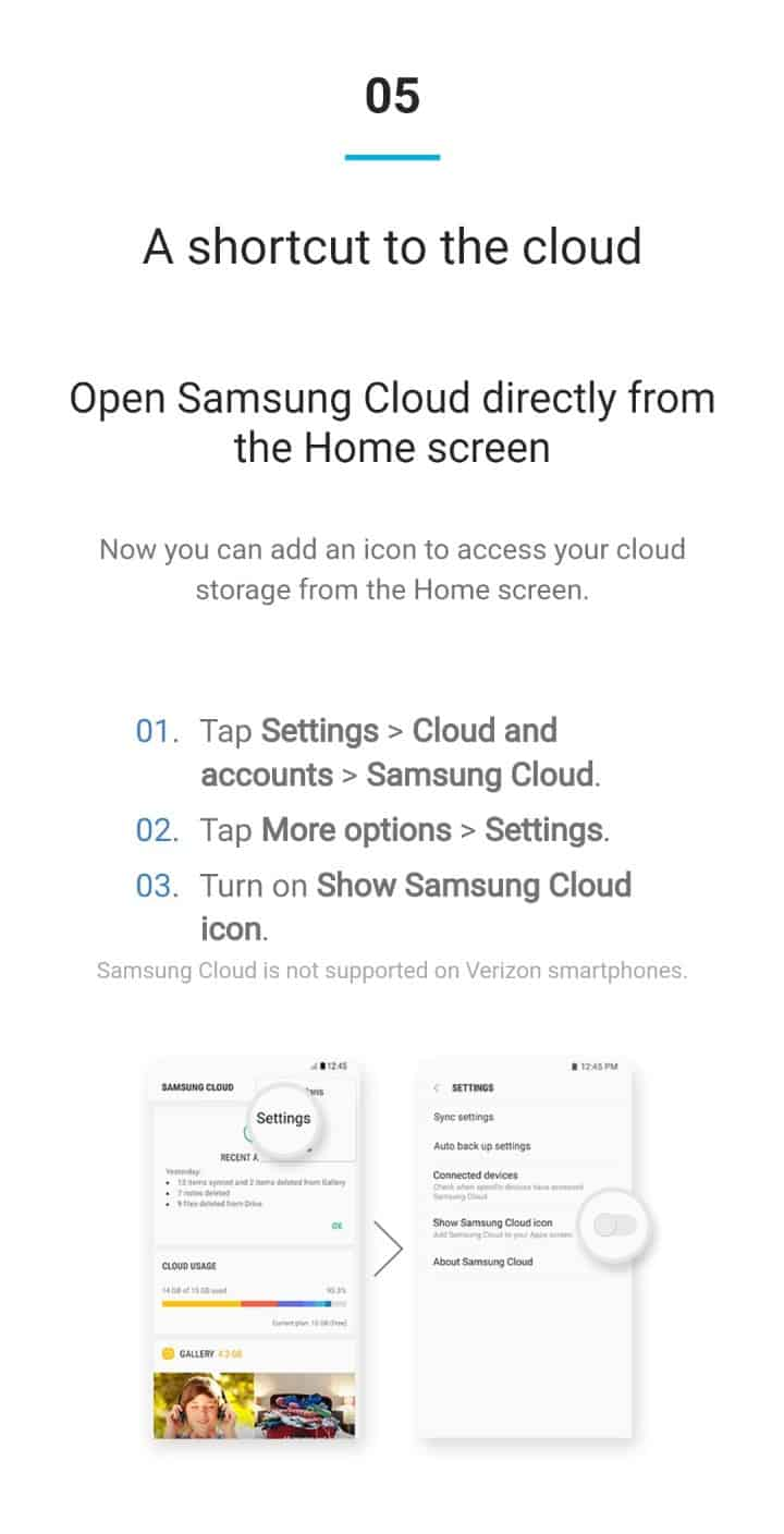 samsung experience 9 infographic 13