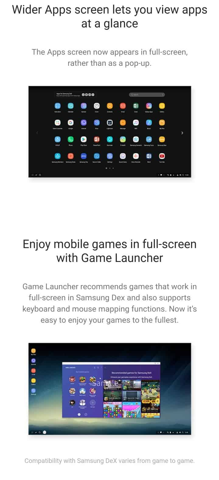 samsung experience 9 infographic 21