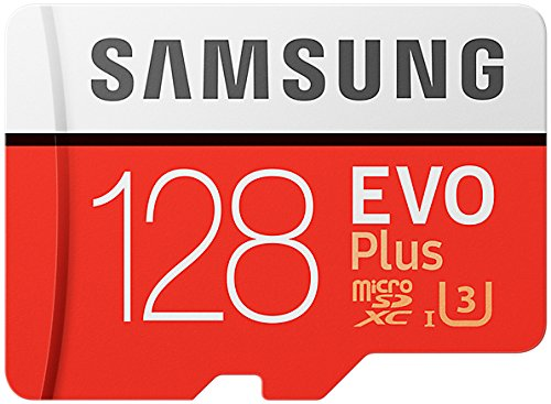 Samsung EVO Plus - 128GB Micro SD Card