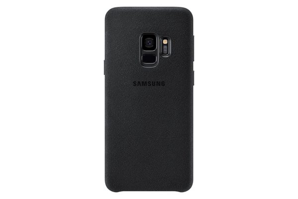 Samsung Galaxy S9 Alcantara Case