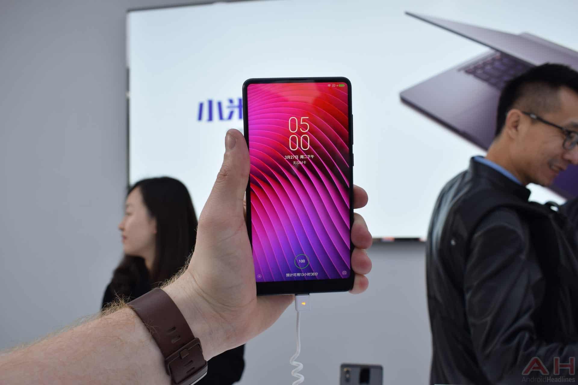 AH Xiaomi Mi MIX 2S hands on 24