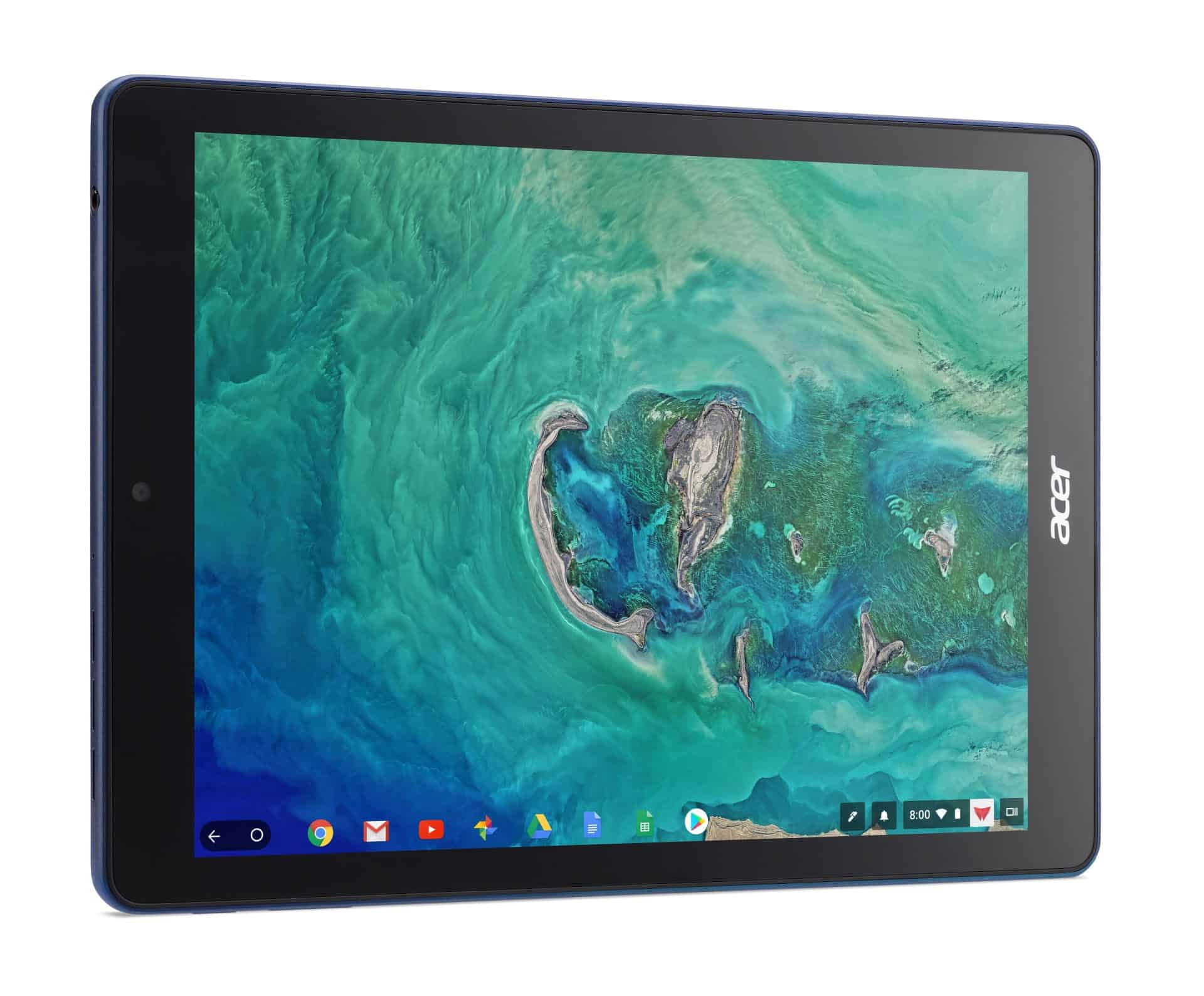 Chromebook Tab 10 Press 17