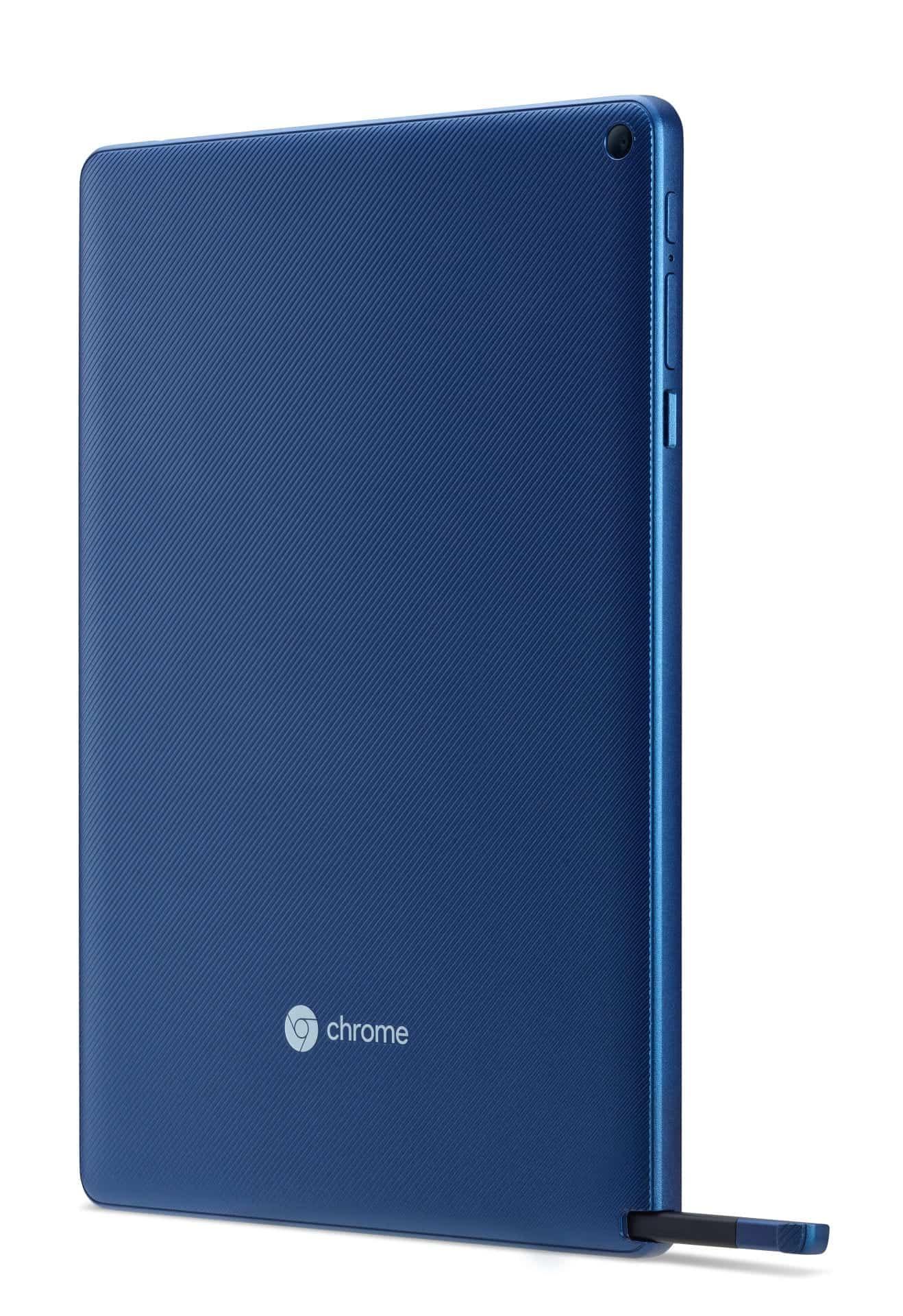 Chromebook Tab 10 Press 8