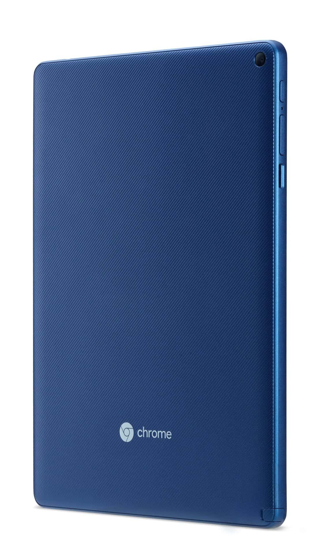 Chromebook Tab 10 Press 9