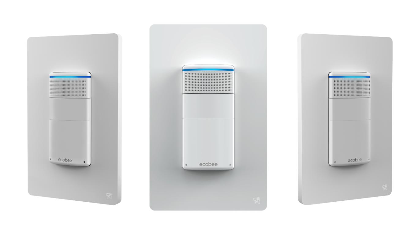 Ecobee Smart Switch Plus Title Image from Press Images