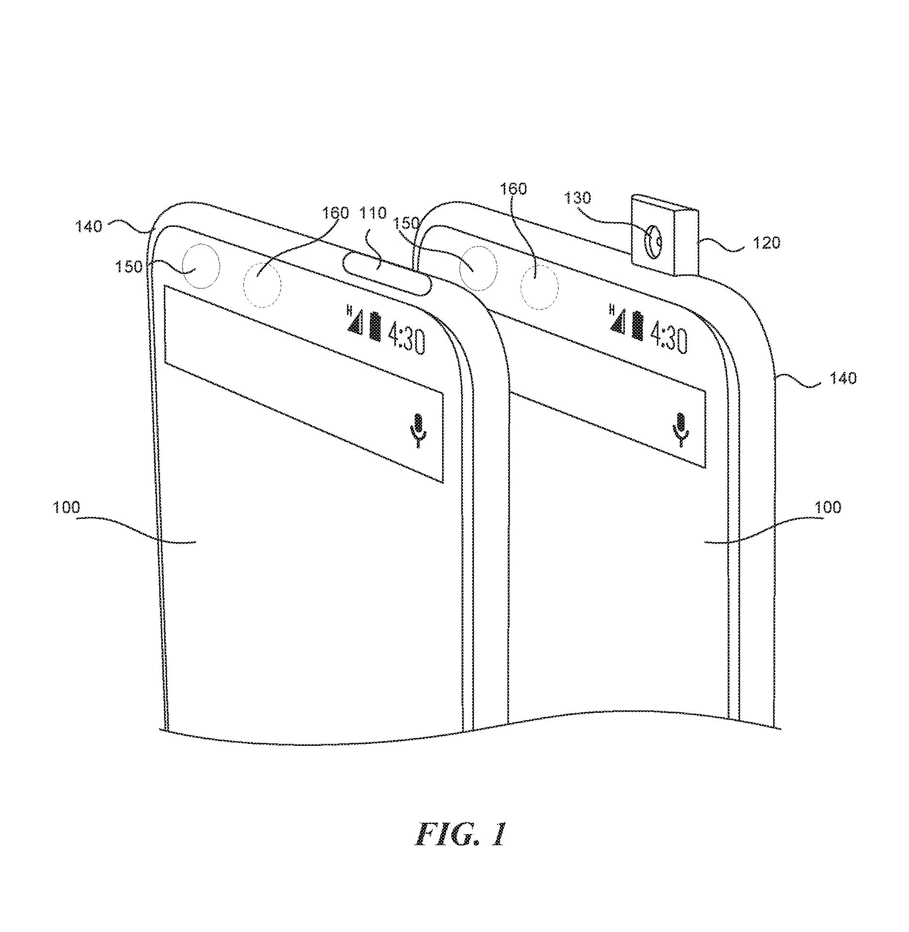 Essential Pop up Camera Patent 1