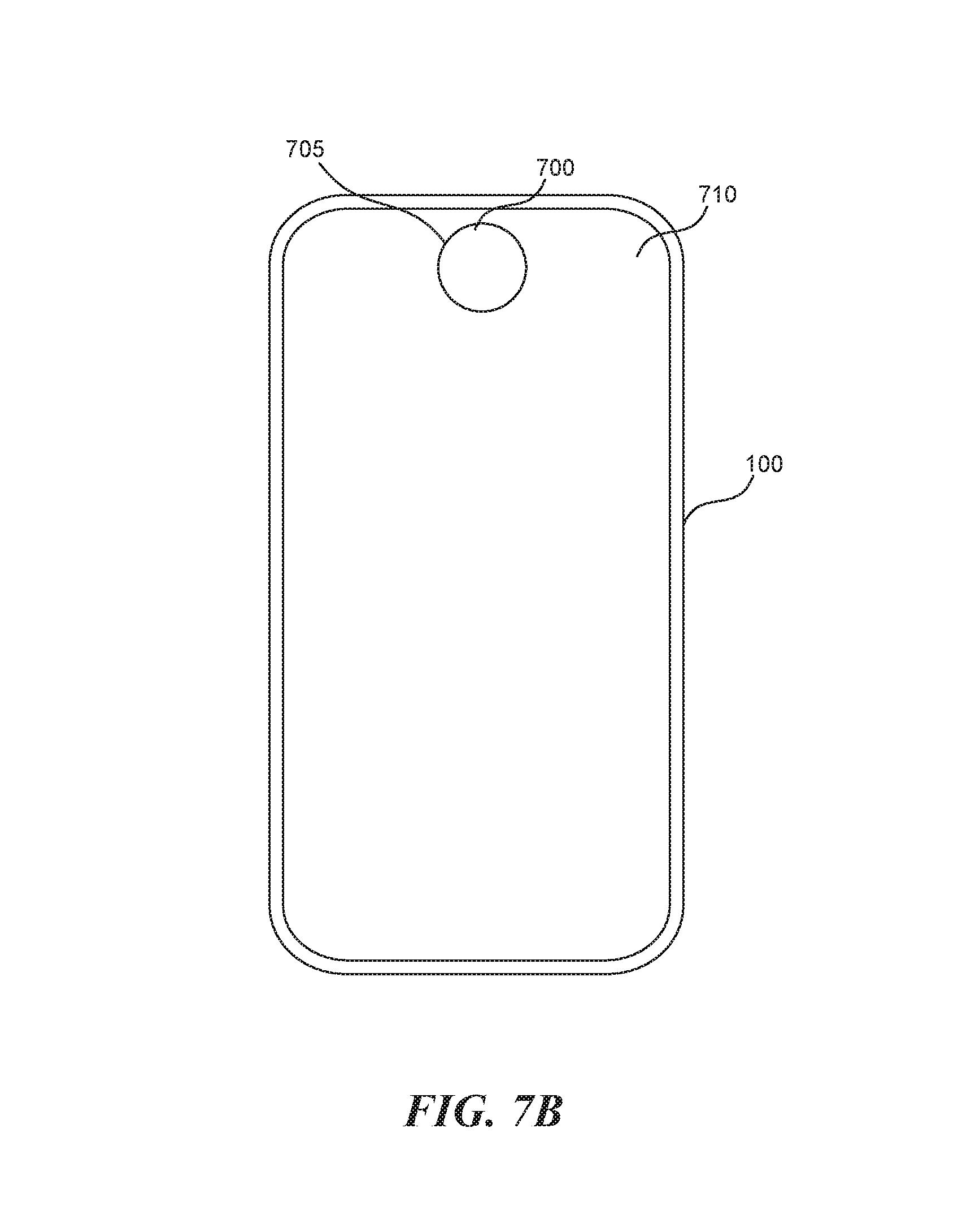 Essential Pop up Camera Patent 20