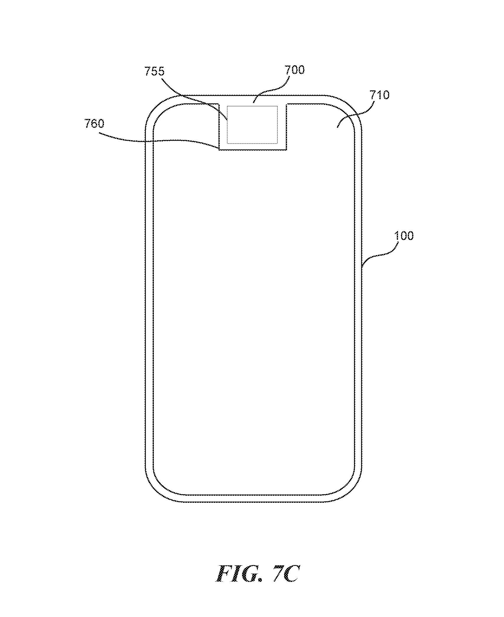 Essential Pop up Camera Patent 21