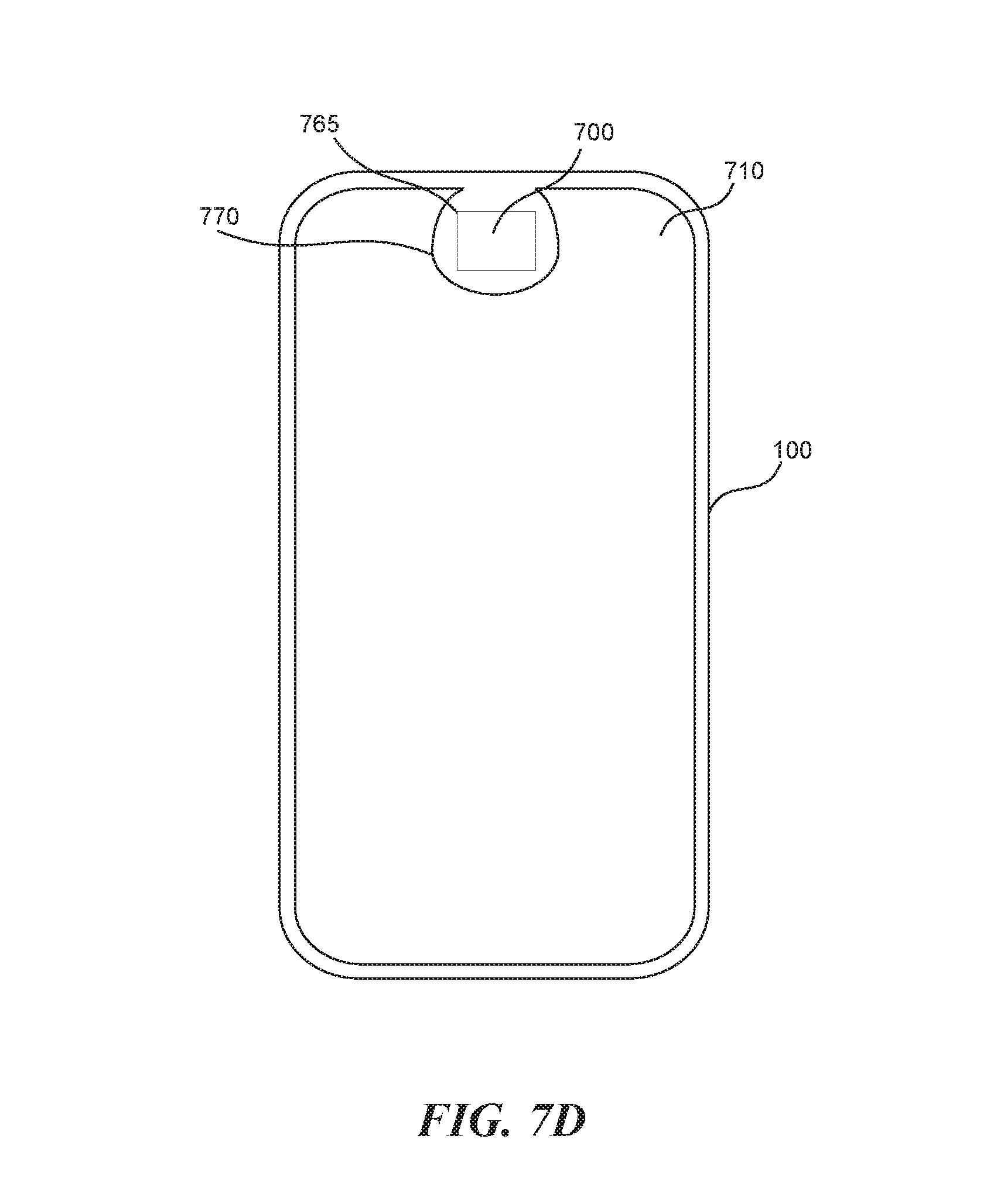 Essential Pop up Camera Patent 22