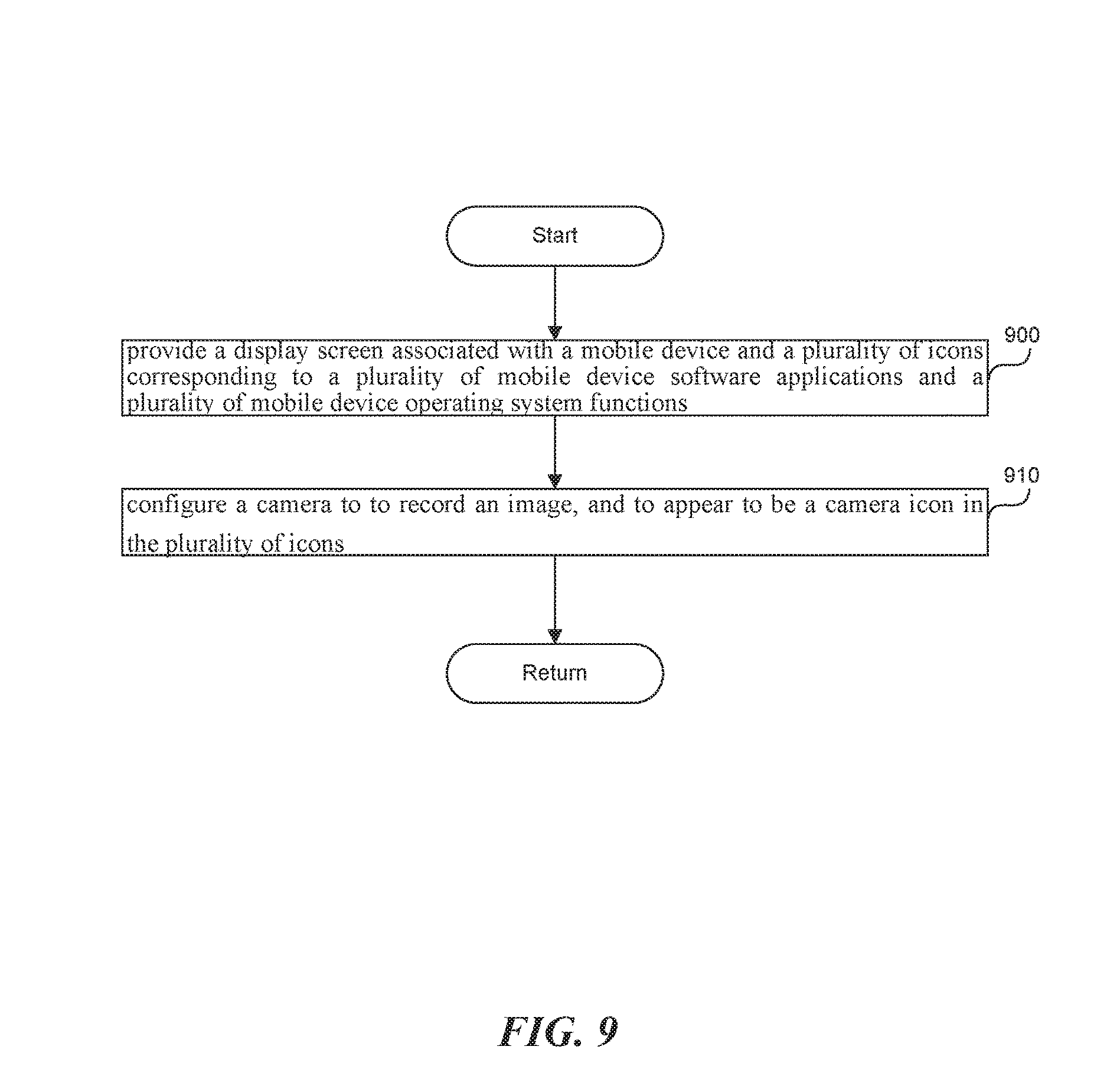 Essential Pop up Camera Patent 25