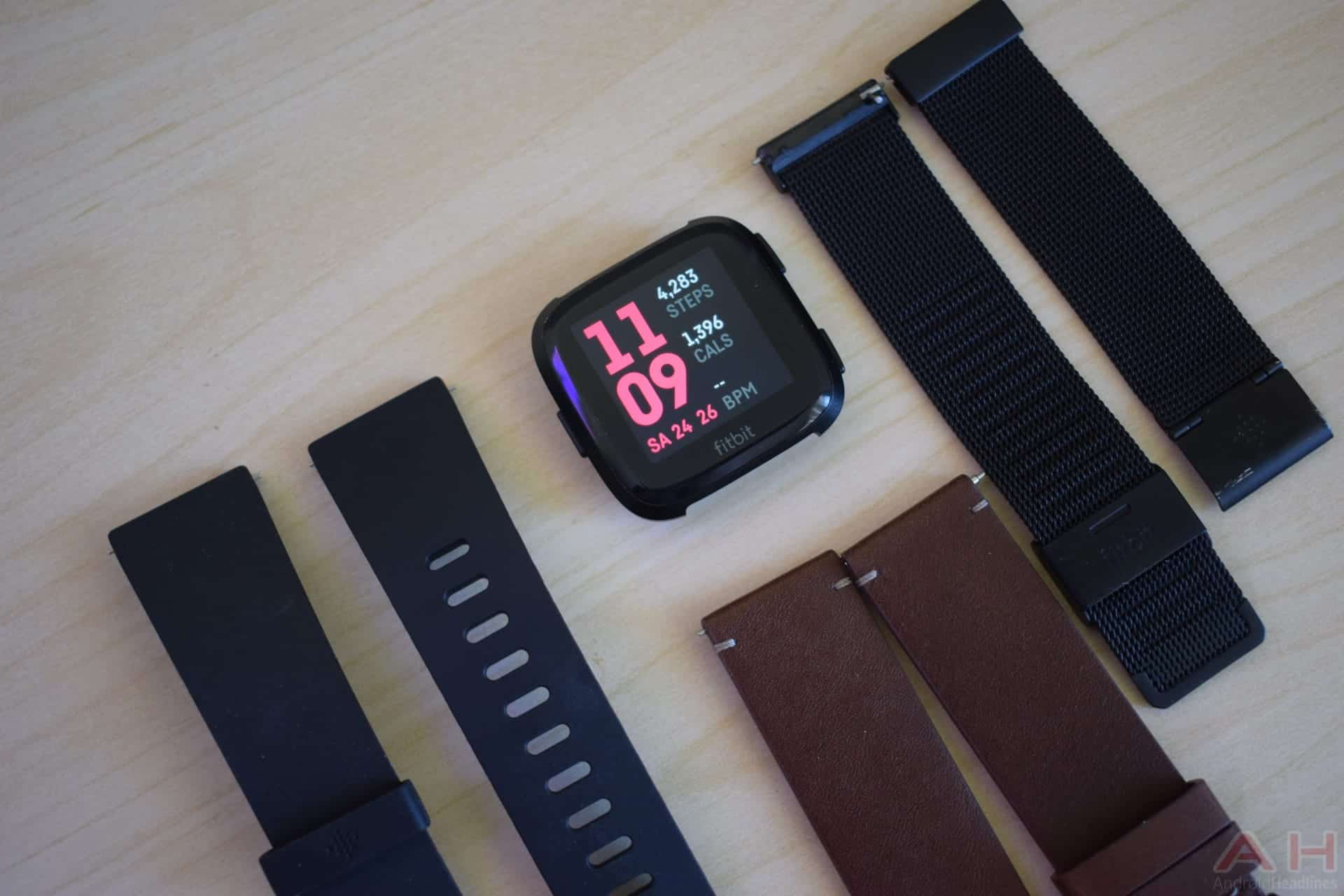 Fitbit Versa Review AM AH 23