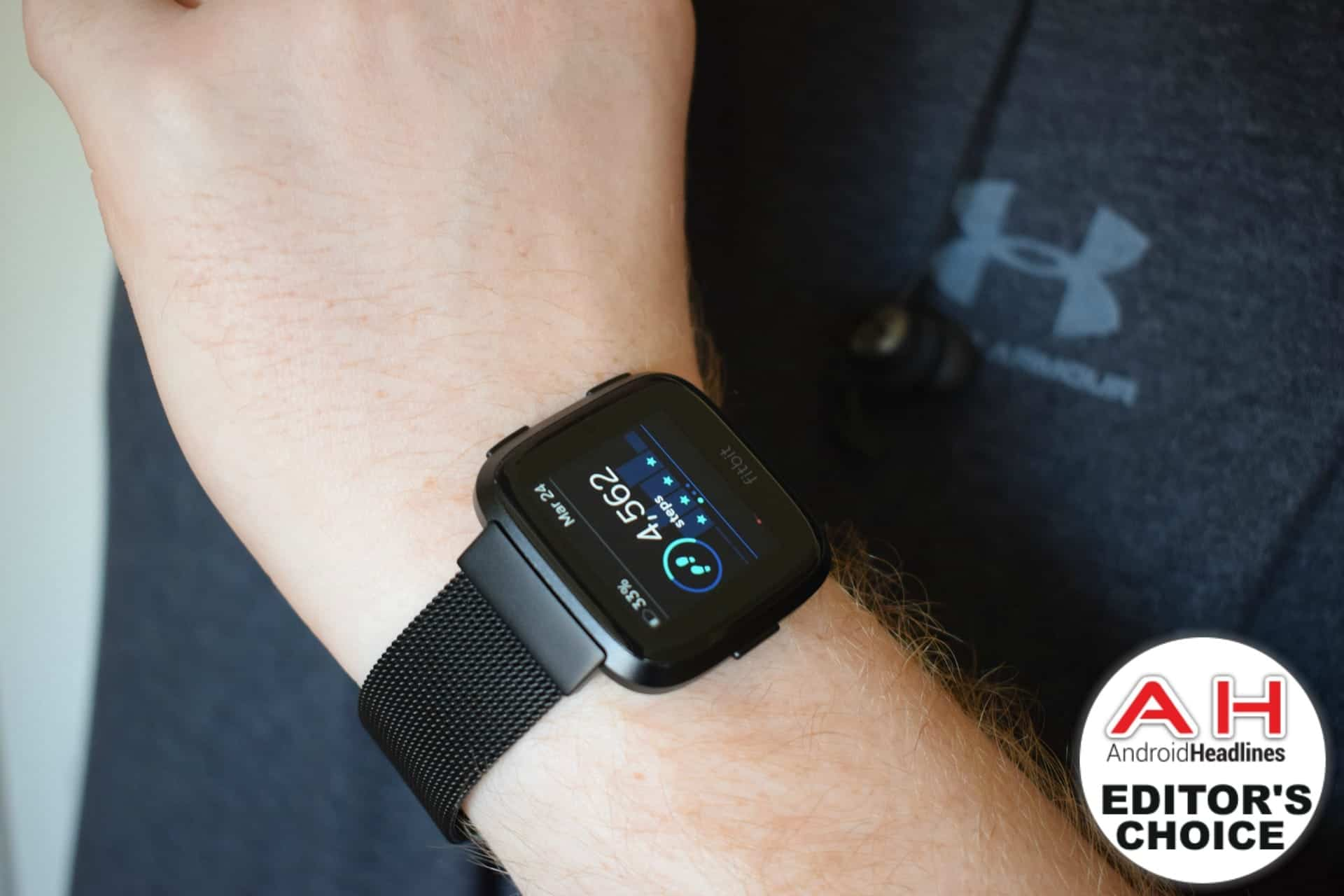 Fitbit Versa Review A Fitness Smartwatch For Everyone