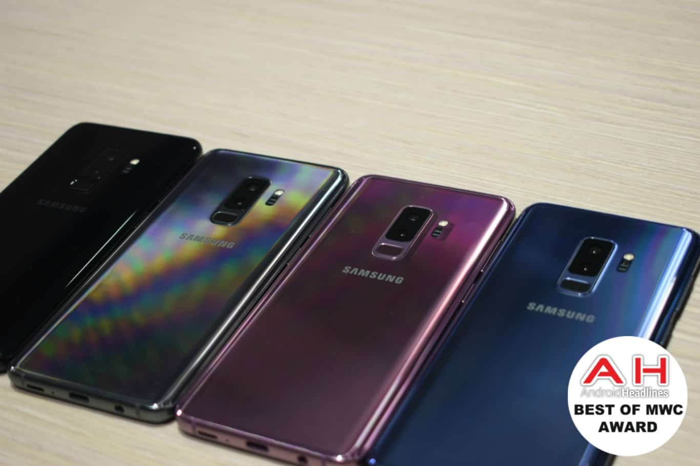Galaxy S9 Best of MWC AH 01