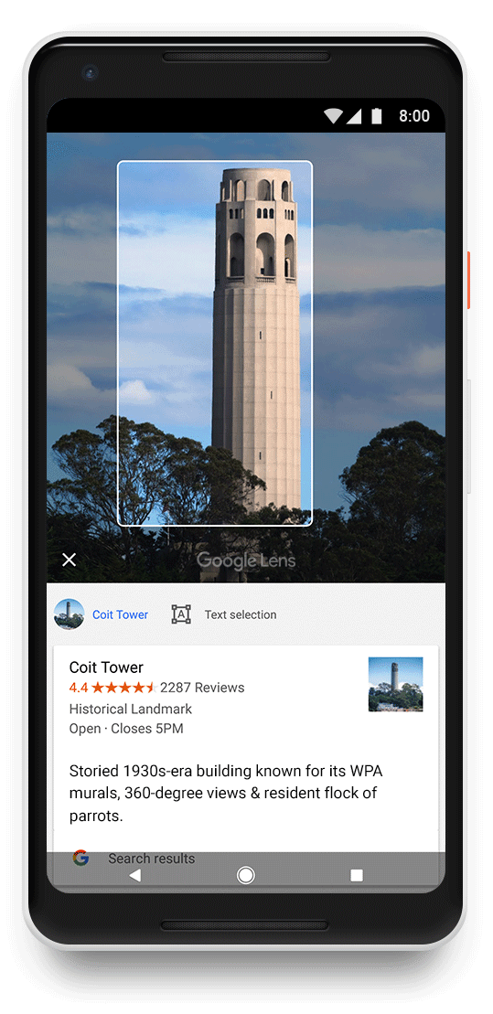 Google Lens Google Photos Launch Tweet from Google Photos 02
