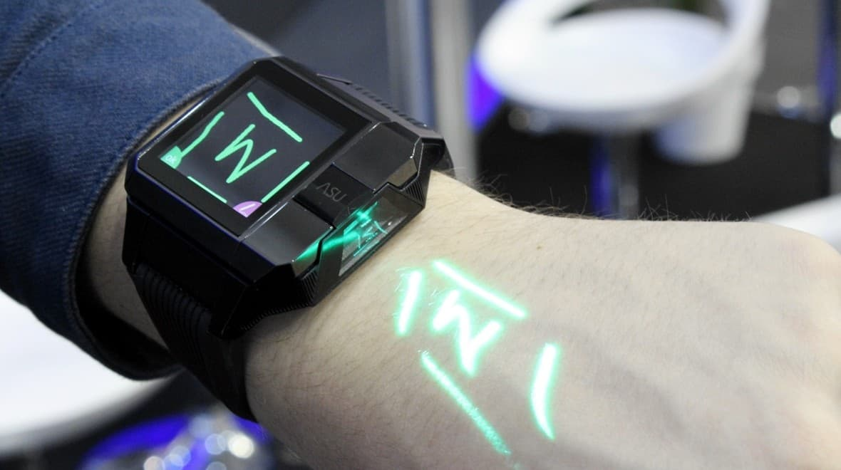 Haier Asu Smartwatch 3