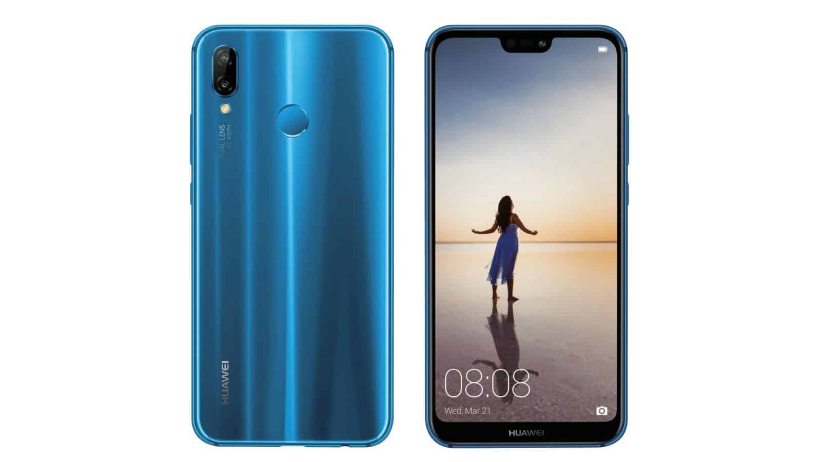 Huawei Officially Launches The P20 Lite In Poland ...