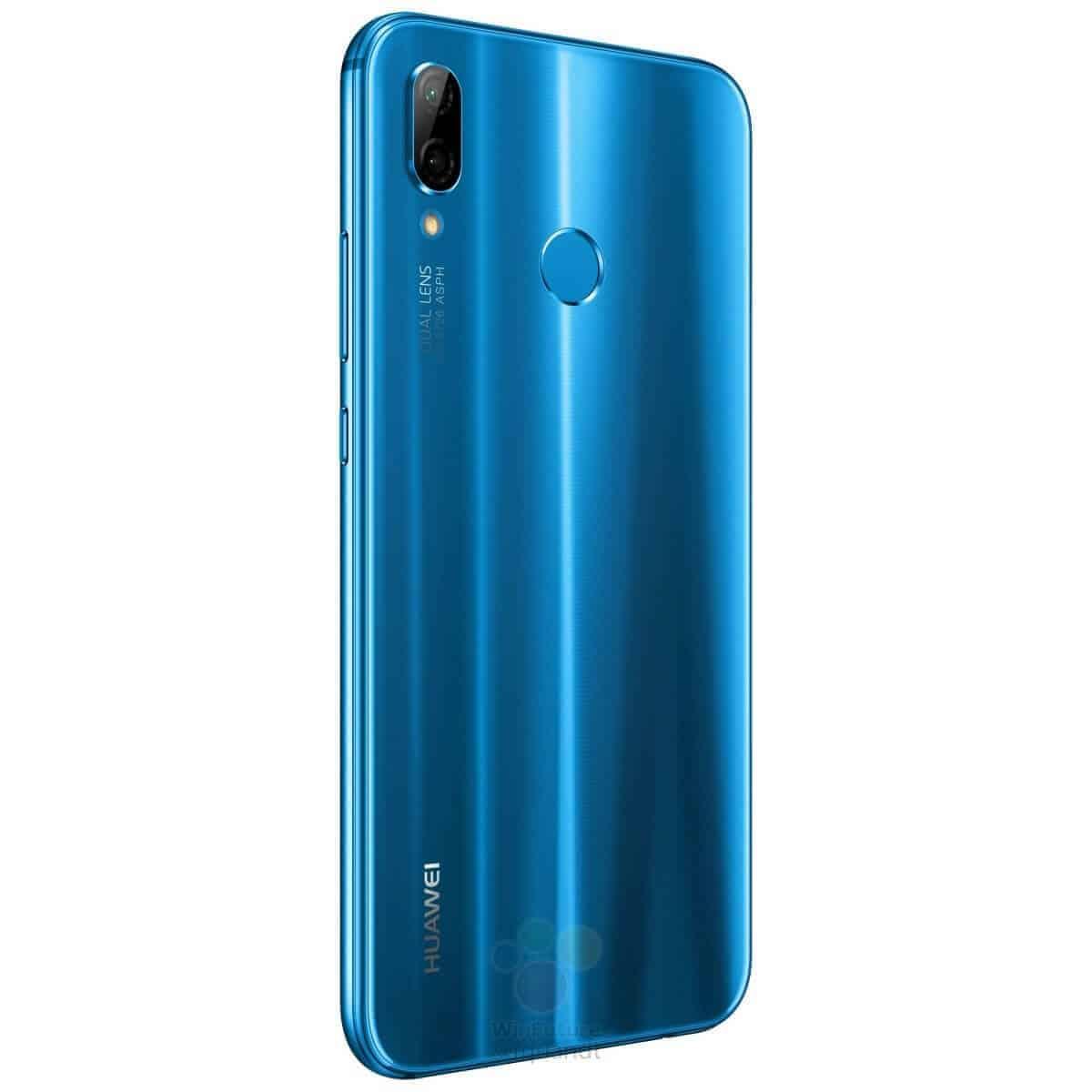 Huawei P20 Lite Press Renders 1
