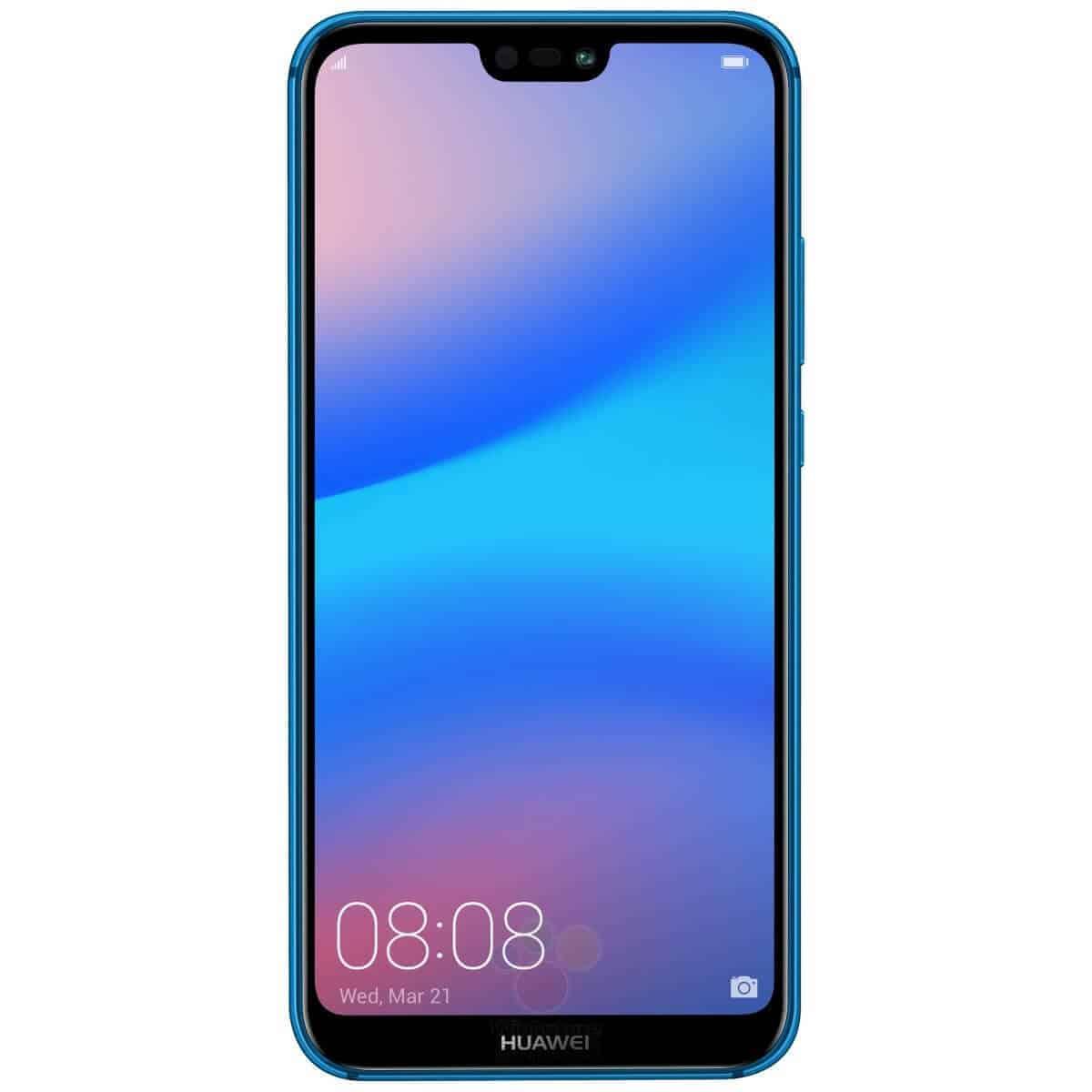 Huawei P20 Lite Press Renders 4