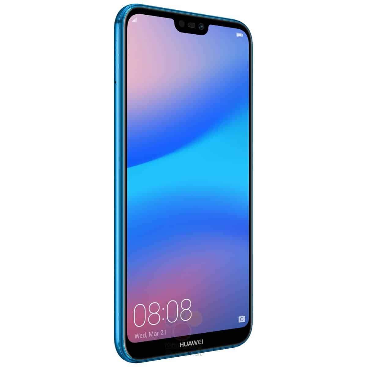 Huawei P20 Lite Press Renders 5