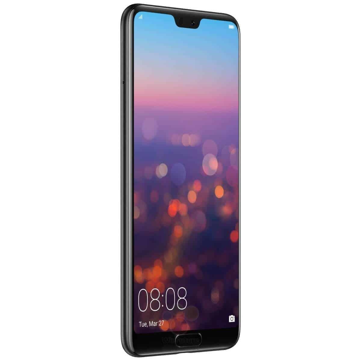Huawei P20 Press Renders 2