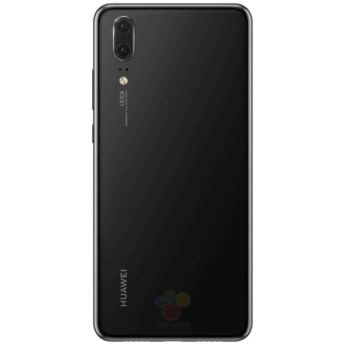 Huawei P20 Press Renders 7