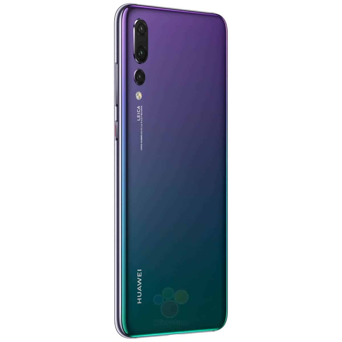 Huawei P20 Pro Press Renders 1