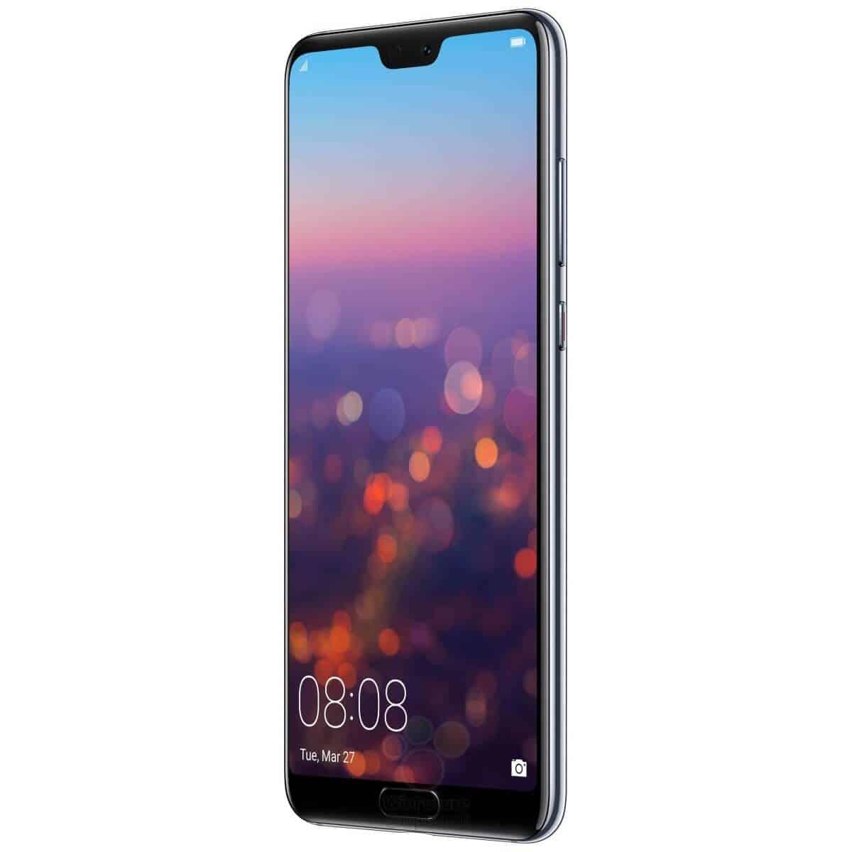 Huawei P20 Pro Press Renders 4