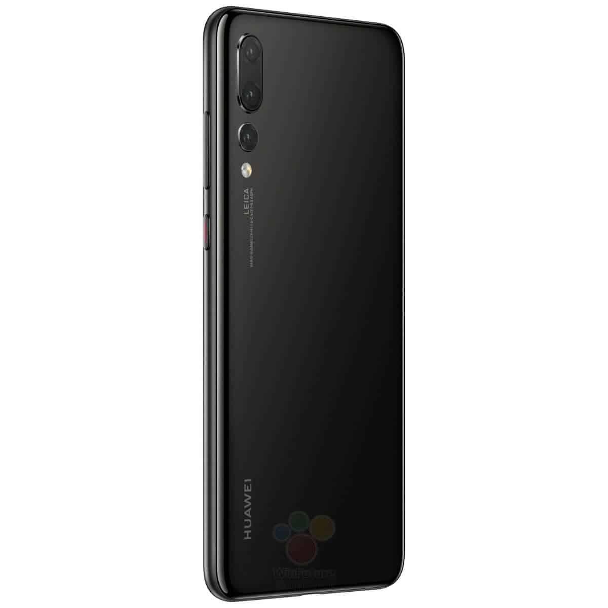 Huawei P20 Pro Press Renders 8