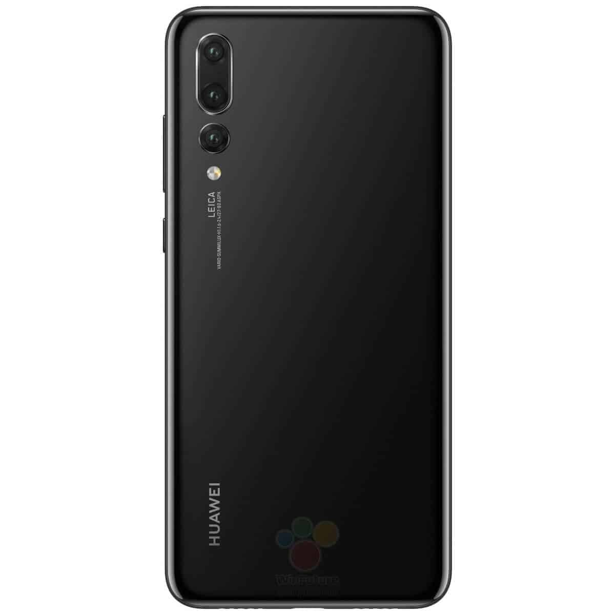Huawei P20 Pro Press Renders 9